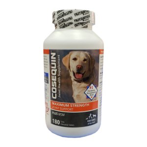 Cosequin Joint Health Supplement for Dogs 180 Ct